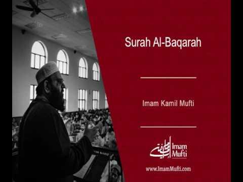 Brief Commentary Surah al Baqara 249-253