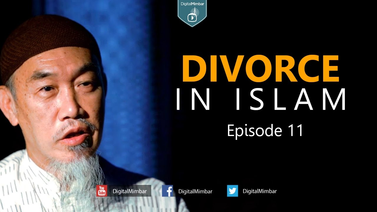 Divorce in Islam | Episode 11 | Part 1 - Hussain Yee