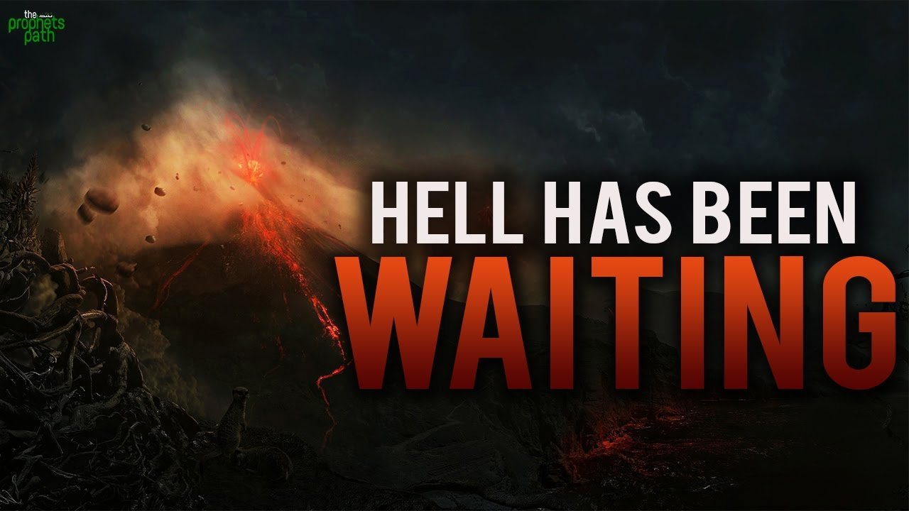HELL HAS BEEN WAITING - Powerful Recitation - By Basheer Chisty
