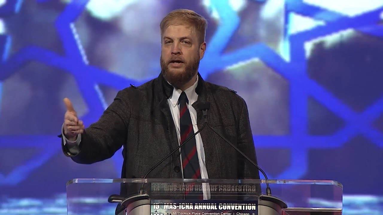 Suhaib Webb | The Need for American Muslim Imams and Scholars | 15th MAS ICNA Convention