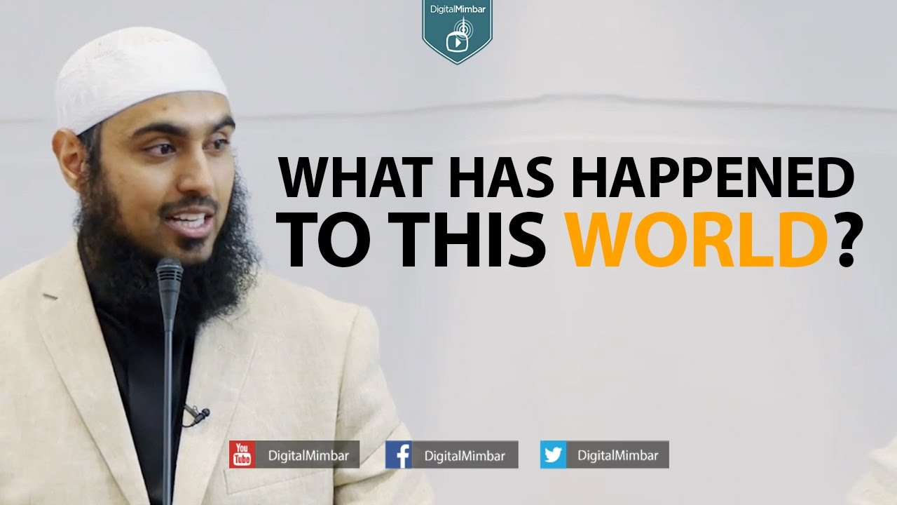 What has Happened to this World? - Sajid Umar