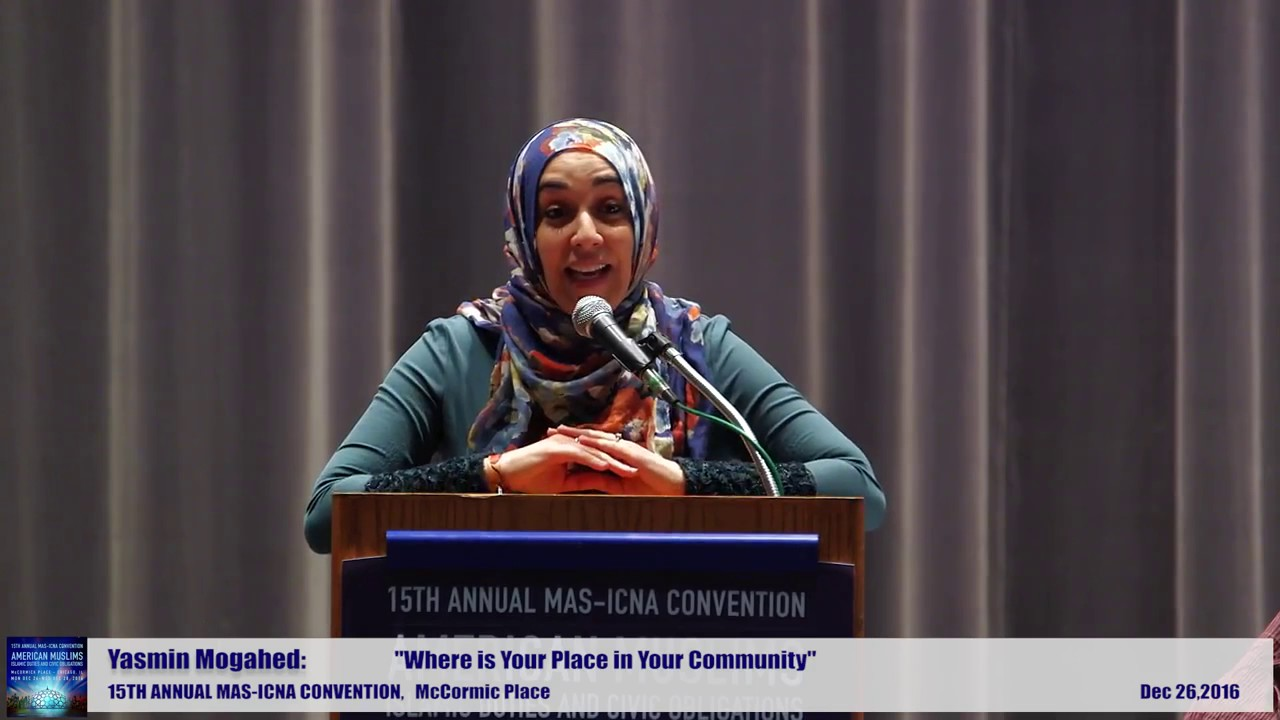 Where is Your Place in Your Community? | MAS-ICNA Convention