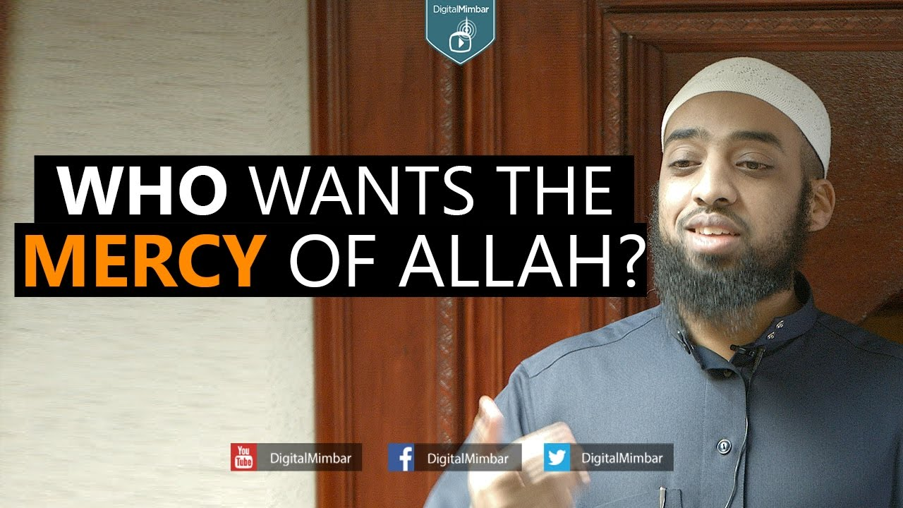 Who Wants the Mercy of Allah? - Semir Said