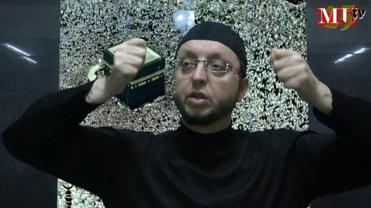 Забранените неща за хаджията в ихрам - Байрам Ушев