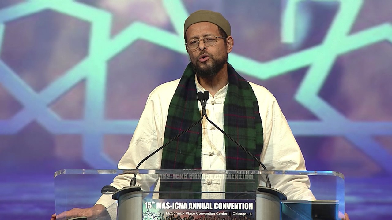 Zaid Shakir | Adoring the Creator and Serving the Creation | 15th MAS ICNA Convention