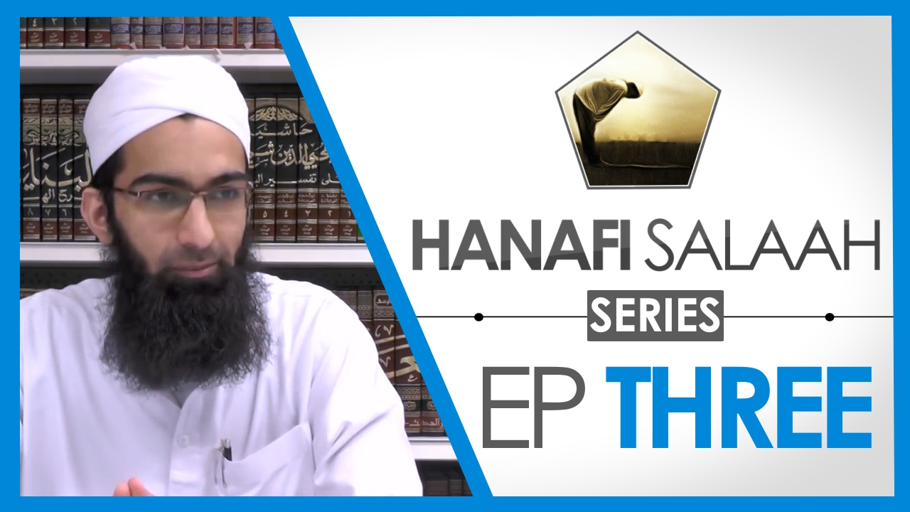 40 Authentic Hadith - Complete Hanafi Salah - Ep 3: Provng Iqamah from Opposition