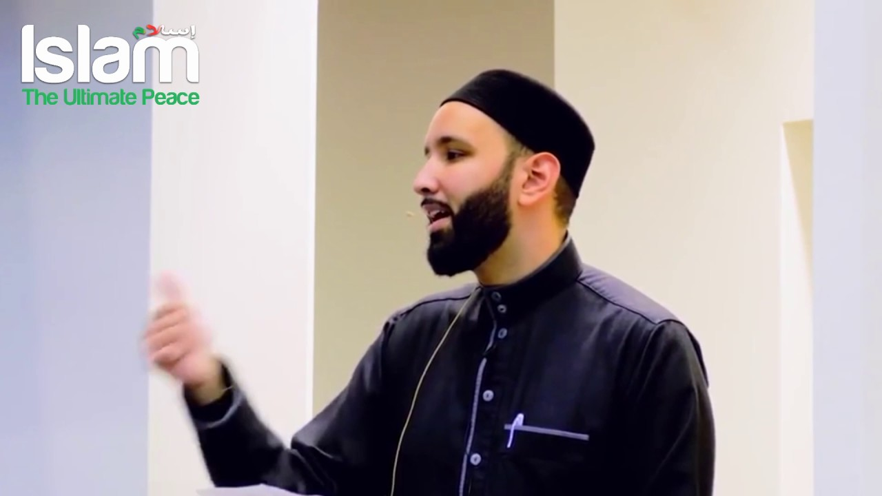 Allah is Perfect, I am not !!  Omar Suleiman
