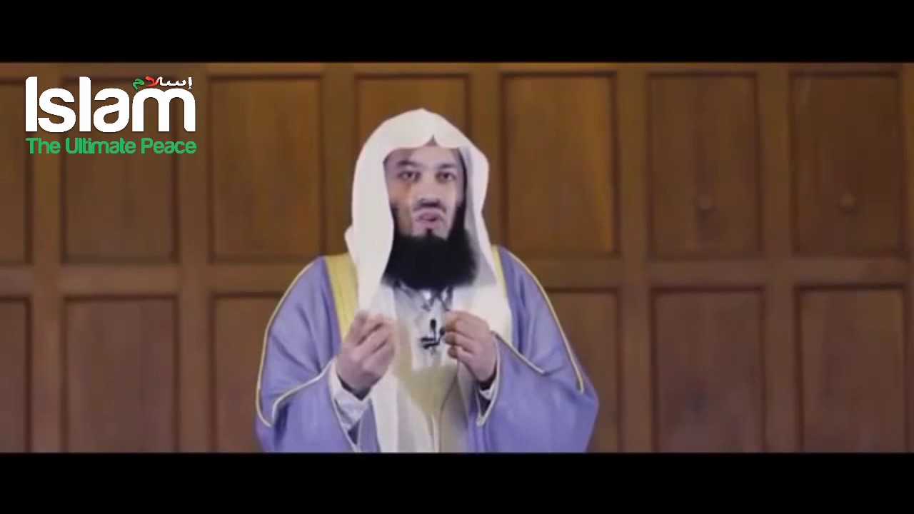 Allah wants to make you Better ~ Mufti Menk