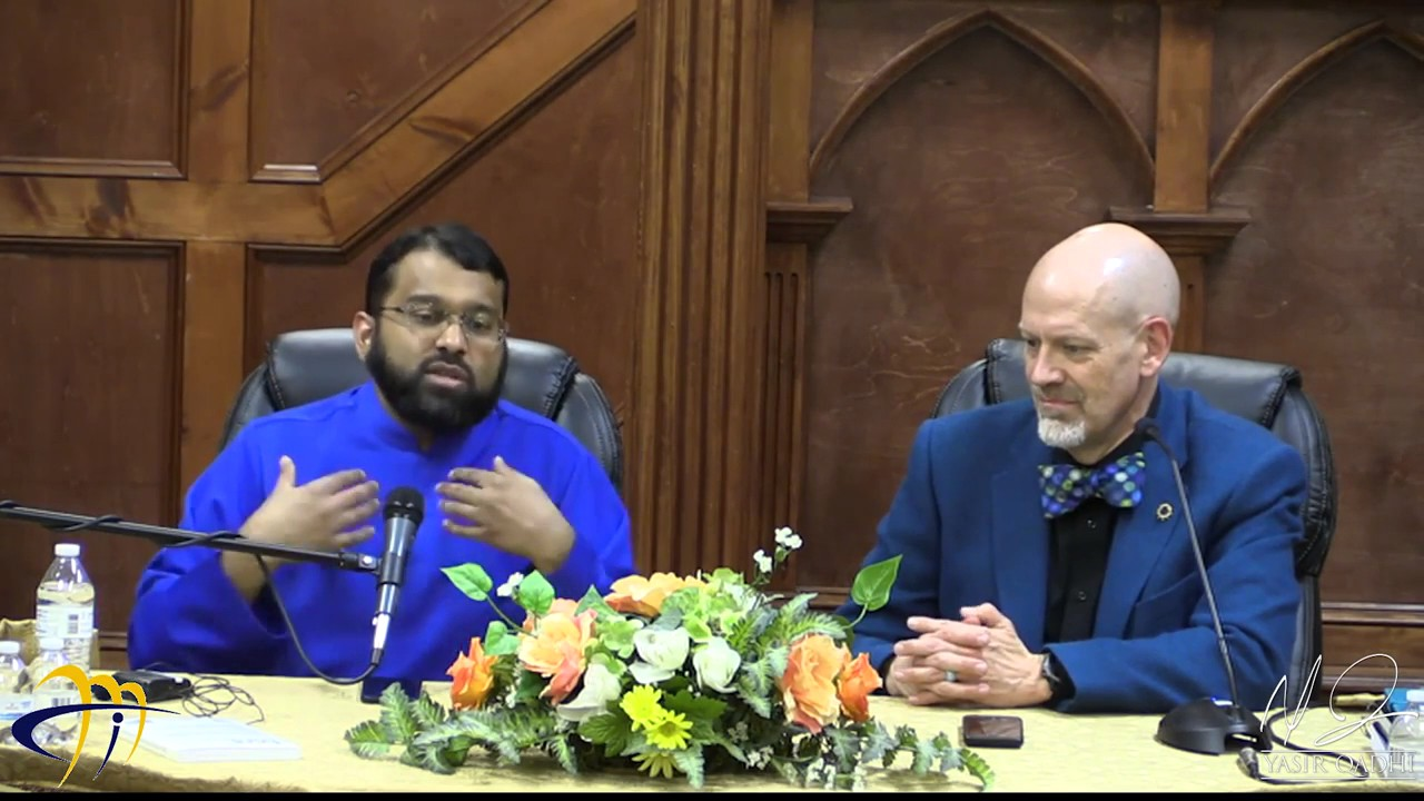 Christians & Muslims : Agreements & Differences | White and Dr. Qadhi Dialogue Part 2