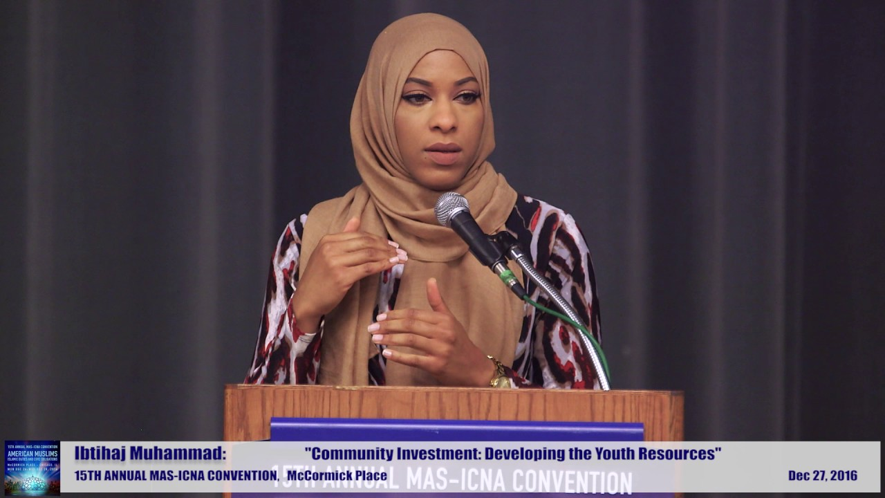 Ibtihaj Muhammad | Community Investment: Developing Youth Resources | 15th MAS ICNA Convention