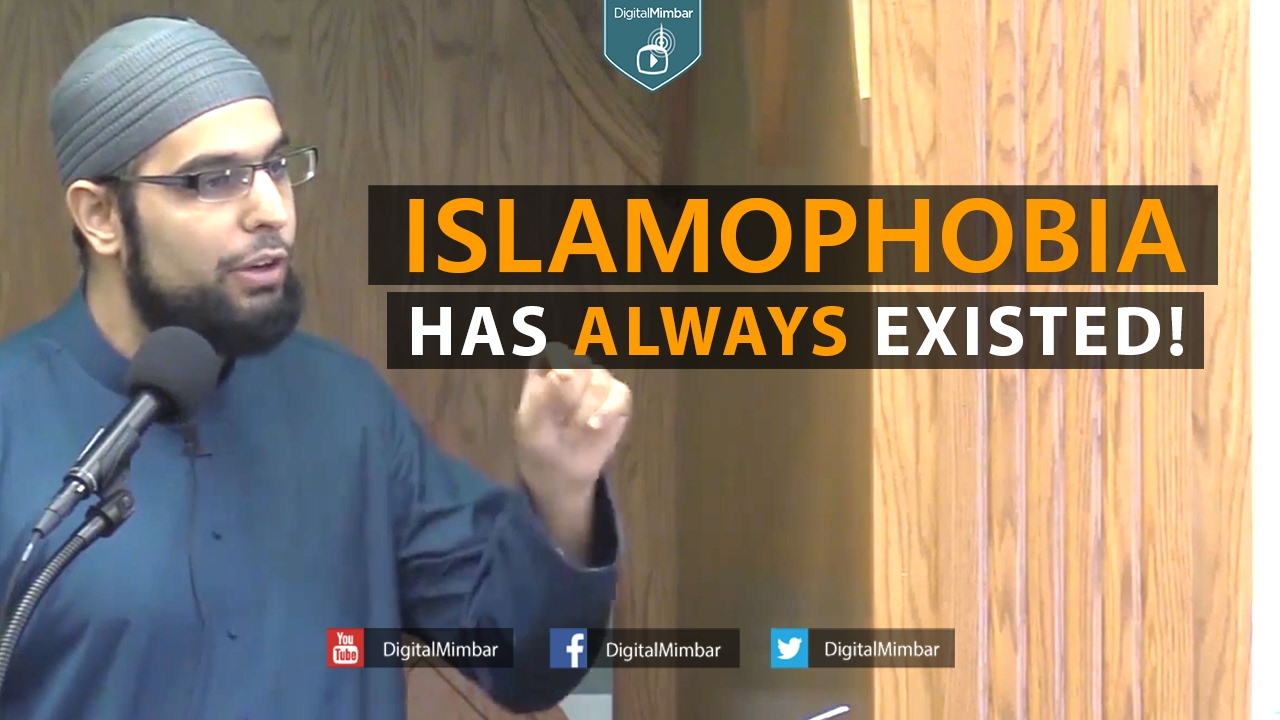 Islamophobia Has ALWAYS Existed! - Ibrahim Hindy