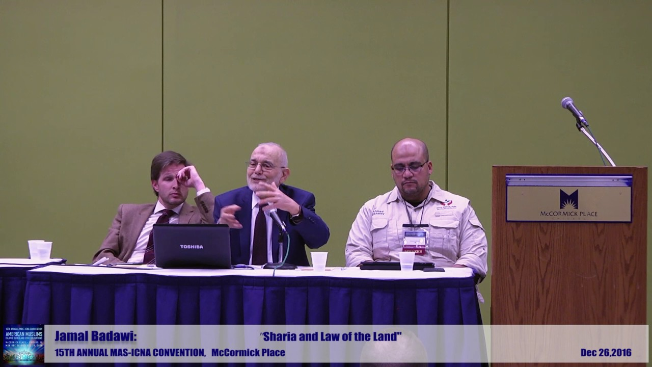 Jamal Badawi | Sharia and Law of the Land | 15th MAS ICNA Convention