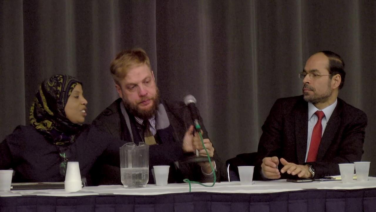 Kalilah Sabra & Nihad Awad Q&A  | Islam, Justice, Human Rights | 15th MAS ICNA Convention