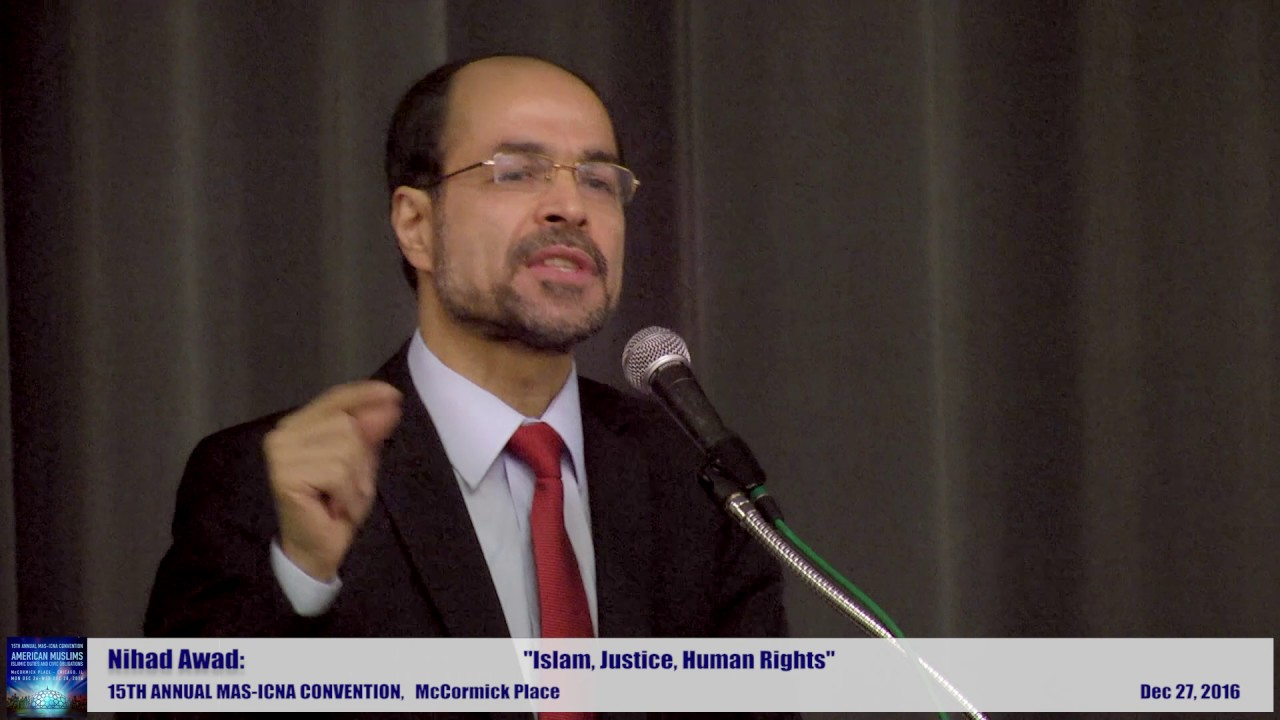 Nihad Awad  | Islam, Justice, Human Rights | 15th MAS ICNA Convention