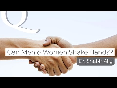 Q&A: Can Men and Women Shake Hands? | Dr. Shabir Ally