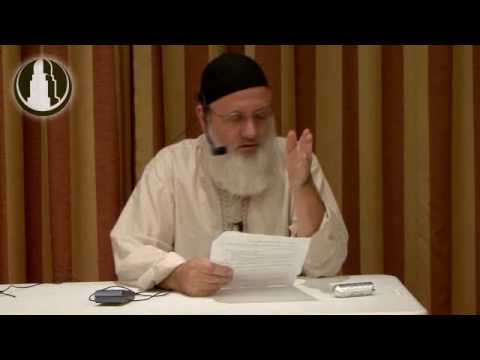 The Global Economic Crisis: an Islamic Perspective - Sh. Salim Morgan