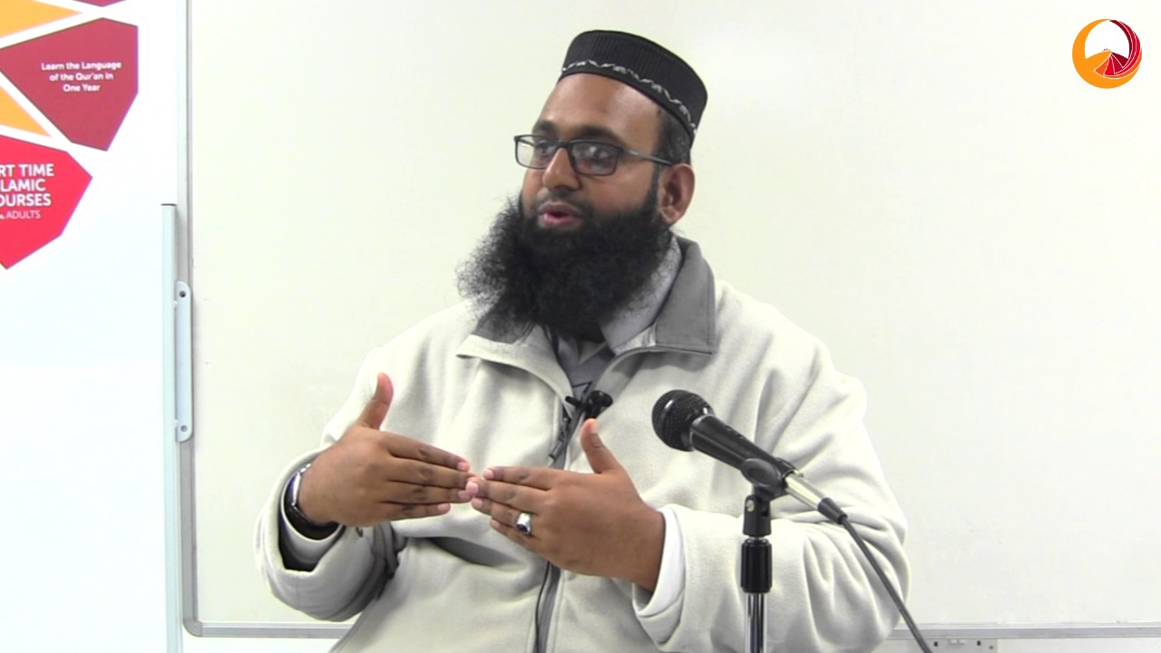The Need for Muslims in the Media - Moulana Sulaimaan Ravat