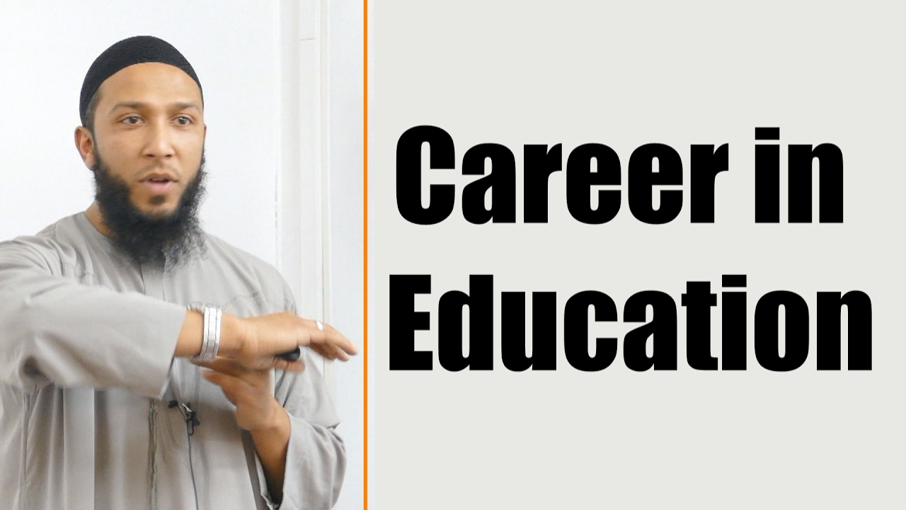 The Way Ahead | Career in Education | Maulana Dilawar