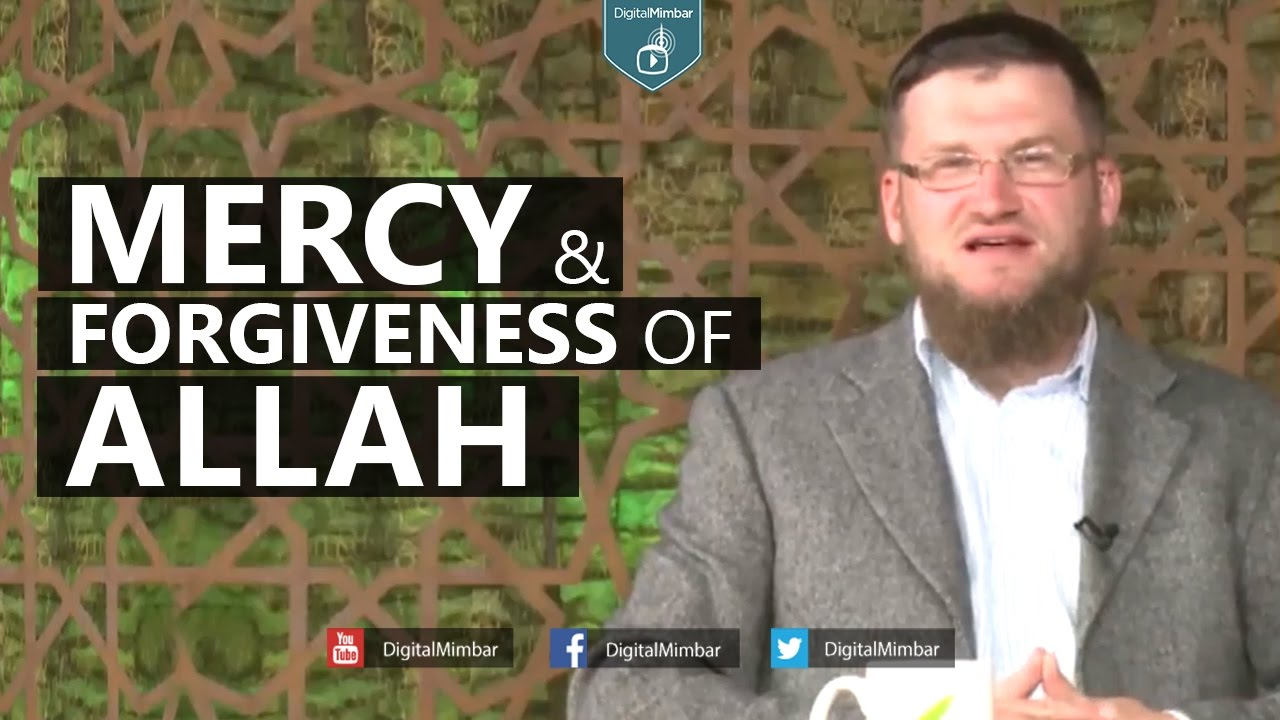 Mercy & Forgiveness of Allah - Ismail bullock & Ayaz Housee