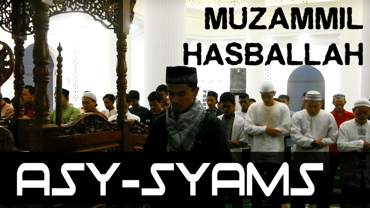 Muzammil Hasballah - Surah ASY-SYAMS (سورة الشمس)