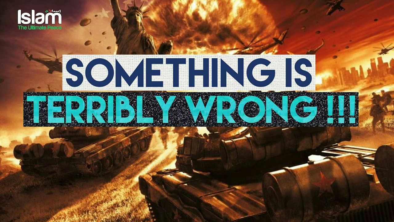 Something is Terribly Terribly Wrong !!! ~ Bilal Assad ( Powerful)
