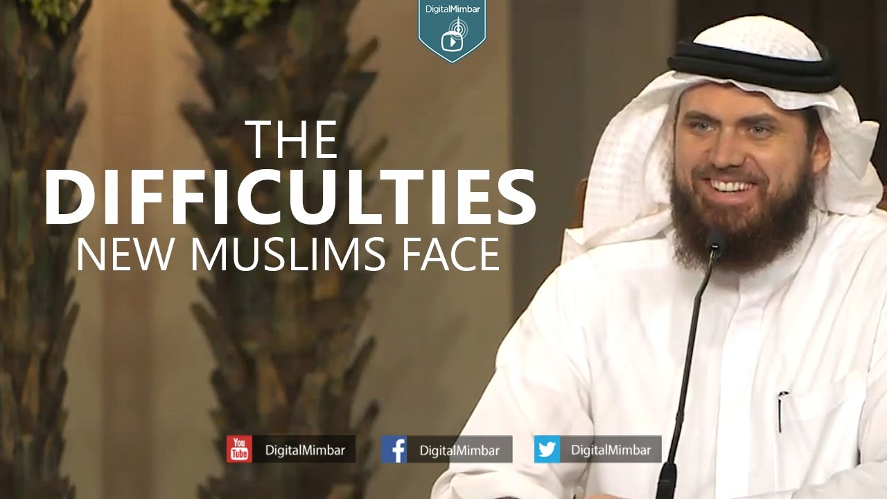 The Difficulties New Muslims Face - Gabriel al Romani