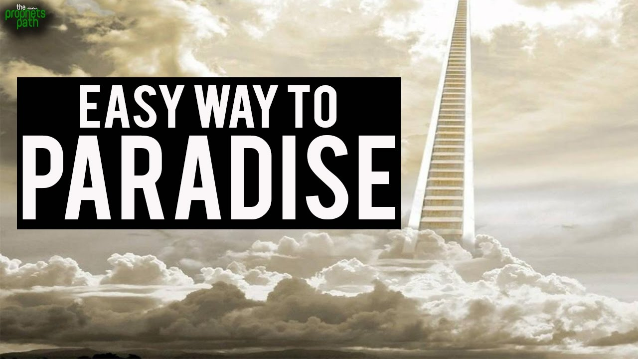 The Easy Way To Paradise