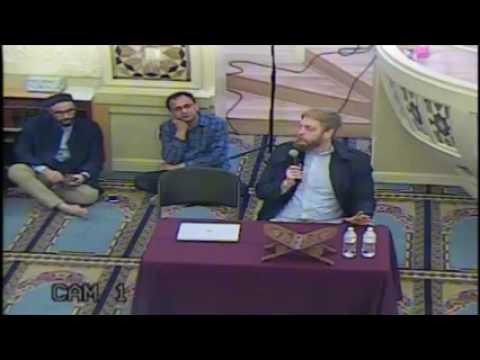 'The Masses Creed', Imam Suhaib Webb 03-08-17