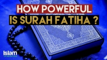 How Powerful is Surah Fatiha ? Sheikh Hassan Ali