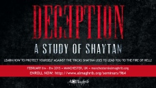 What will Shaytan tell on the Day of Judgement ?  Funny !! Sheikh Hassan Ali