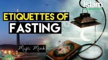 How to fast during Ramadan ?  The etiquettes of Fasting ! Mufti Menk