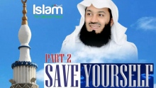 Mufti Menk ~ Ramadan 2017 | Save Yourself | Part 2 – Episode 1