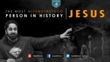 The Most Misunderstood Person in History Jesus - Hamza Tzortzis