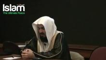 Beautiful Quran Recitation By Mufti Menk | Surah Taha