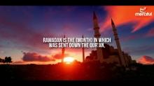 Beautiful Recitation | Verses about Ramadan | Holy Quran