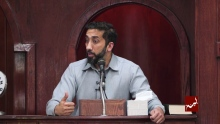 Ramadan: The Month of Hope - Khutbah by Nouman Ali Khan