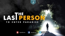 The Last Person To Enter Paradise - Muiz Bukhary