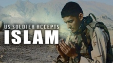 US Soldier Accepts Islam - Amazing Incident