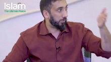 Why Do I need Islam ? Thought Provoking !  Nouman Ali Khan