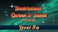 9a | Understand Quran and Salaah Easy Way | Subtitled