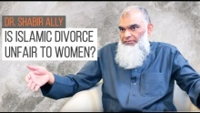 Are Islamic Divorce Rules Unfair to Women? | Dr. Shabir Ally