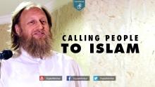 Calling People to Islam - Abdur Raheem Green