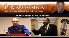 Debate: Is TRUE Islam ALWAYS Violent?: James White vs Robert Spencer