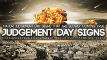 Major Judgement Day Signs That Are Coming True