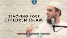 Teaching your Children Islam - Tim Humble