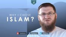 Why I chose Islam? - Ismail Bullock