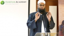 Du'a is not to Dictate Orders to Allah | Mufti Abdur-Rahman ibn Yusuf Mangera