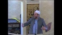'Fear and Responsibility, Words vs Deeds', Imam Suhaib Webb 08 04 17