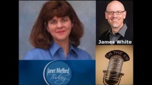 James White rebukes Janet Mefferd for calling Dr. Qadhi a hate preacher
