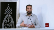 The Real Story of Dawoud (PBUH) - Khutbah by Nouman Ali Khan